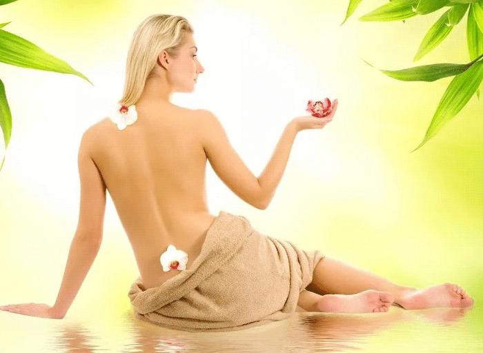 уход за кожей тела в домашних условиях