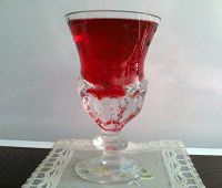 ликер из ягоды жимолости