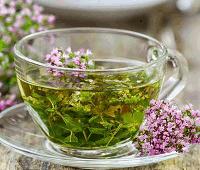 чай из душицы
