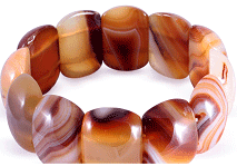 камень агат лечебные свойства браслета