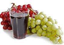 виноград полезные свойства сока