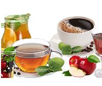 вкусные и полезные напитки