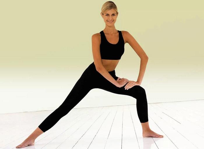 комплекс упражнений для похудения дома для женщин