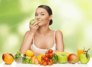 диета для молодости и красоты кожи лица