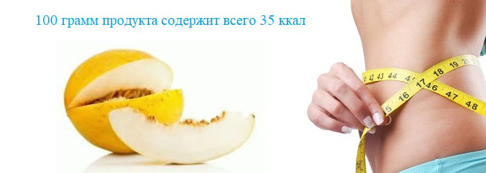 полезные свойства дыни для похудения