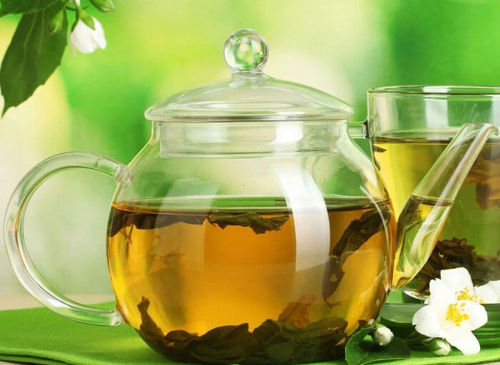 чай на травах