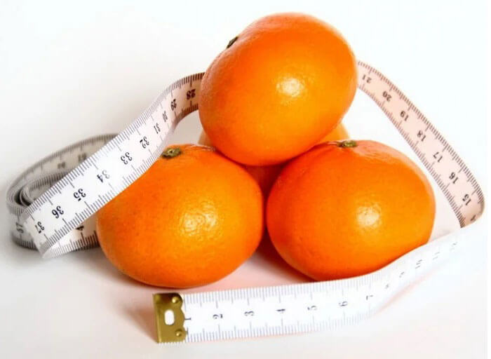 мандариновая диета для похудения на 3 дня