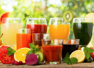 полезные свойства соков