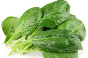 шпинат листья
